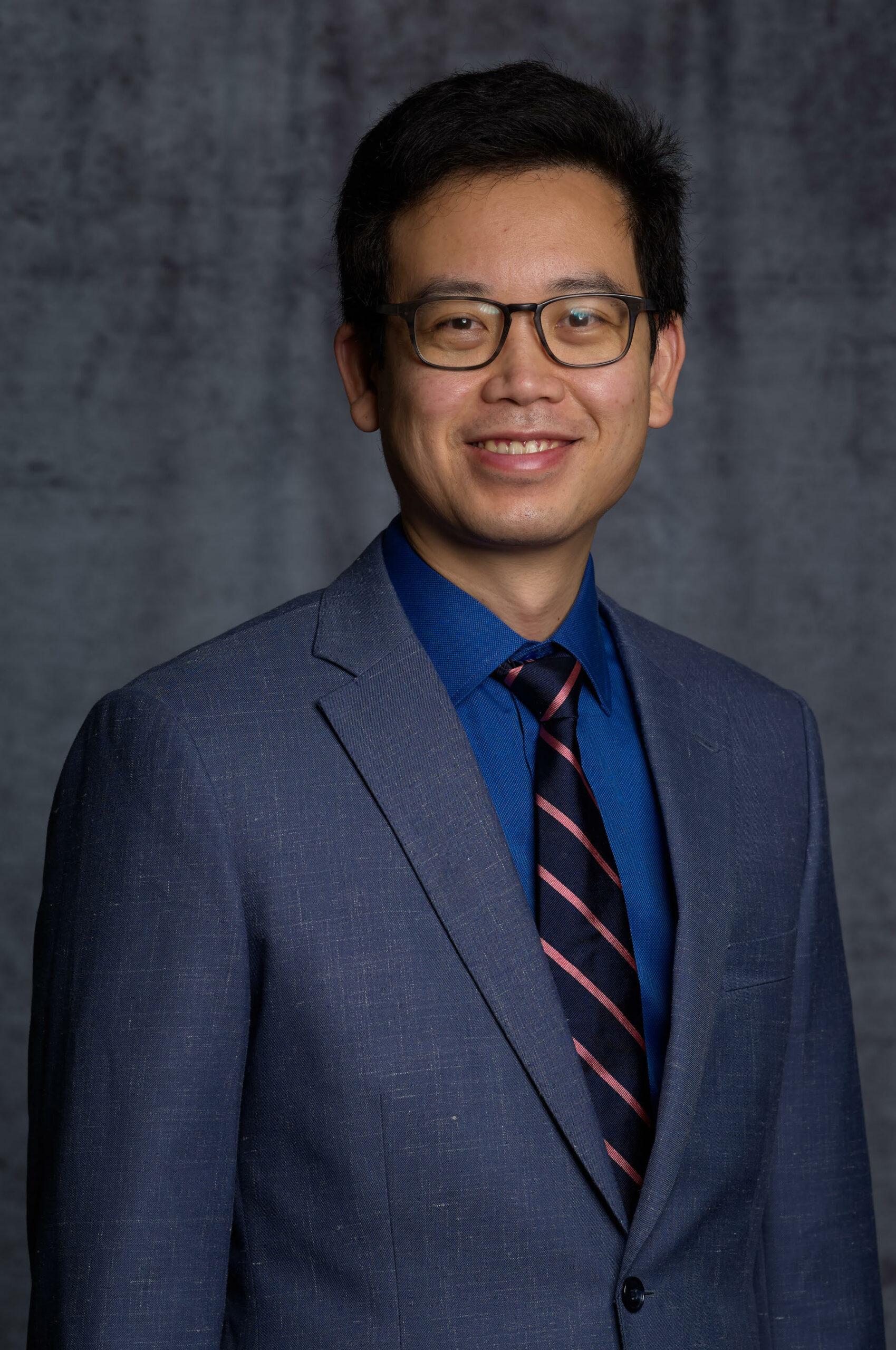 Dr. Brendan Fong